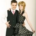 Celebritati - Catalin si Andreea la Dansez pentru tine