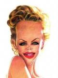 Caricaturi de personaje - Charlize Theron