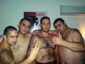 Cocalari - Patru cocalari tatuati