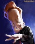Caricaturi de personaje - Conan Obrien