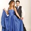 Celebritati - Cristina (Kitty) si Dan la Dansez pentru tine