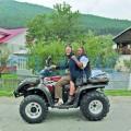 Auto Moto - Au dat caruta pe ATV