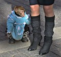 Animale - Cu stapana la plimbare