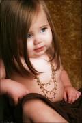 Copii - O fetita dragalasa