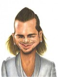 Caricaturi de personaje - David Beckham