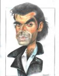 Caricaturi de personaje - David Copperfield
