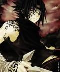 Desene animate - Sasuke demonizat