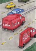 Caricaturi - Coca- cola
