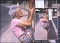 Ciudate - Bunicuta gimnasta