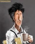Caricaturi de personaje - Dustin Hoffman