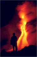 Artistice - Lava noaptea