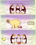 Caricaturi - Incalzire pe timp de criza