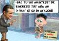 Caricaturi - Gigi Becali