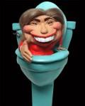 Caricaturi de personaje - Hillary Clinton