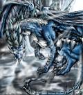 Fantasy - Dragonul de gheata