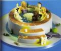 Diverse - Tort piscina