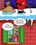 Caricaturi - In asteptarea lui Mos Craciun