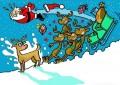 Caricaturi - Caricatura de sarbatori