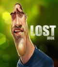 Caricaturi de personaje - Jack lost