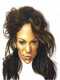 Caricaturi de personaje - Jennifer Lopez