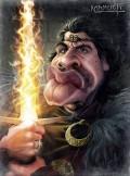 Caricaturi de personaje - Kaamelott