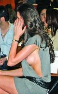 Celebritati - Monica Columbeanu cu sanii la vedere