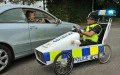 Auto Moto - Masina de politie economica