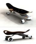 Gadgets - Prototip de SkateBoard