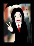 Caricaturi de personaje - Michael Jackson
