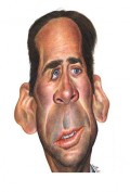 Caricaturi de personaje - Nicolas Cage