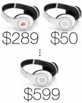 Gadgets - Apple vs Dr.Dre vs No Name
