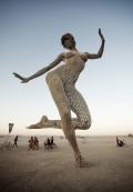 Artistice - O statuie deosebita