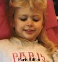 Celebritati - Paris Hilton cand era copil
