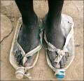 Ciudate - Papuci din Africa