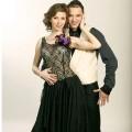 Celebritati - Piticu' si Oana la Dansez pentru tine