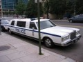 Animale - Masina de politie limuzina