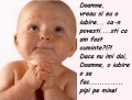 Avatare - Dorinta unui bebe
