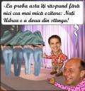 Caricaturi - Basescu la Dan Negru