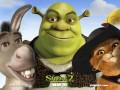 Desene animate - Shrek, magarul si pisoiul