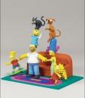 Jucarii haioase - Familia Simpson