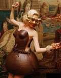 Artistice - Haine din ciocolata