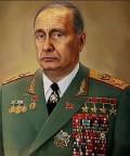 Caricaturi de personaje - Vladimir Putin