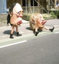 Diverse - Uriasi pe strada