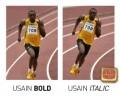 Sport - Versiuni Usain Bolt