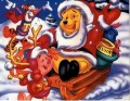 Desene animate - Winny Christmas